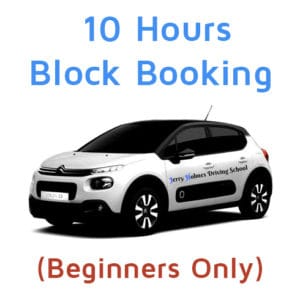 10 Hours Block Booking Beginners Only