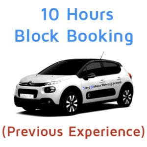 10 Hours Block Booking Previous Experience