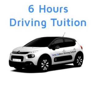6 Hours Driving Tuition