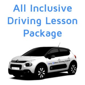All Inclusive Driving Lesson Package