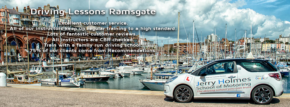 Driving Lessons Ramsgate