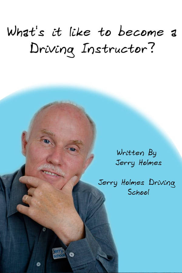 jerry holmes become driving instructor book