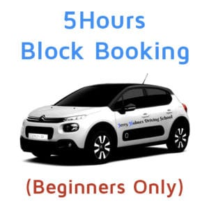 5 Hours Block Booking Beginners Only