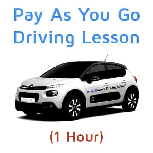 Pay As You Go 1 Hour