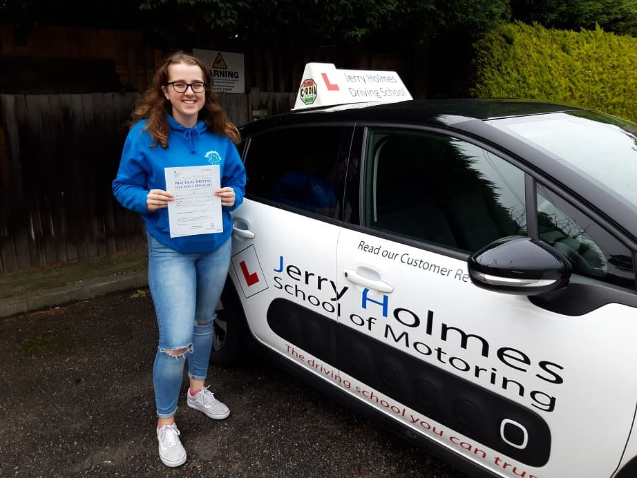 Driving Lessons Broadstairs Lucy Munday