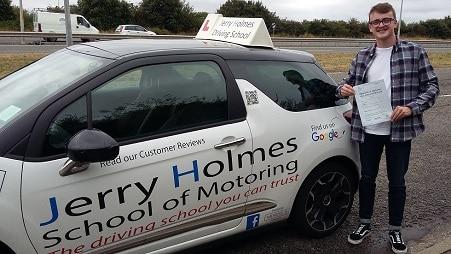 Driving Lessons Broadstairs Jonathan Lidbury