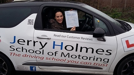 Driving Lessons Broadstairs Gillian Dehenau
