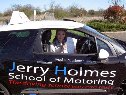 Driving Lessons Broadstairs Sophie Outram