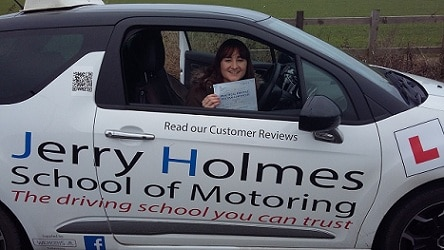 Driving Lessons Ramsgate Lara Fennell