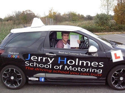 Driving Lessons Ramsgate Toby Rayleigh Strutt