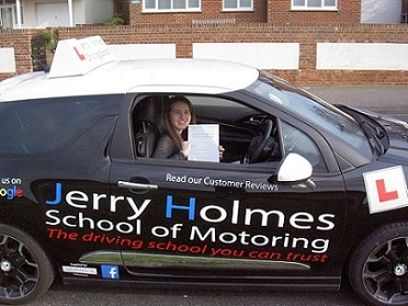 Driving Lessons Ramsgate Gena Holly Boundary