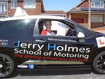 Driving Lessons Broadstairs Harvey Collins